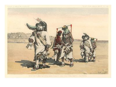Hopi Katchinas