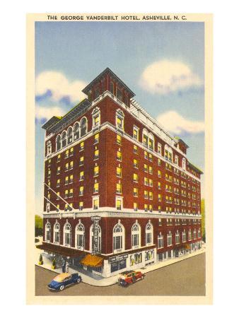 George Vanderbilt Hotel, Asheville, North Carolina