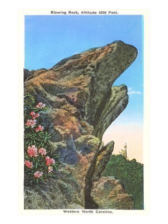 Blowing Rock, Western North Carolina