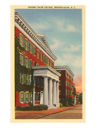 Salem College, Winston-Salem, North Carolina