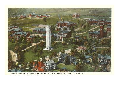 North Carolina State College, Raleigh