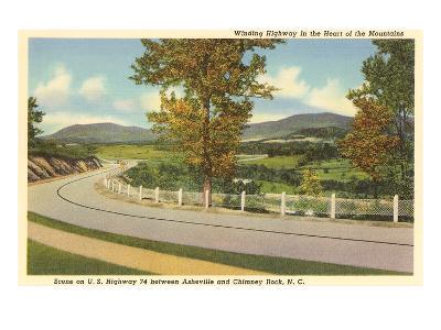 Highway 74, Asheville, North Carolina
