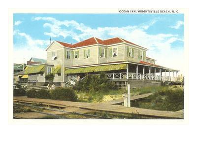 Ocean Inn, Wrightsville Beach, North Carolina