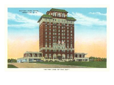 Battery Park Hotel, Asheville, North Carolina