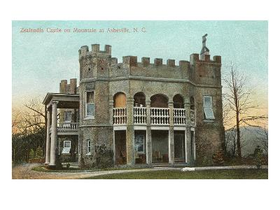 Zealandia Castle, Asheville, North Carolina