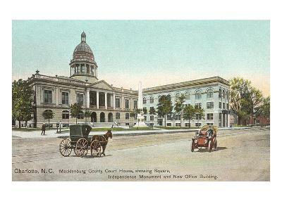 Courthouse, Charlotte, North Carolina