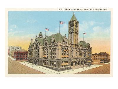 Federal Building, Post Office, Omaha, Nebraska
