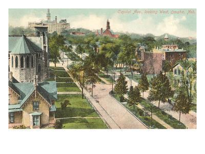 Capitol Avenue, Omaha, Nebraska