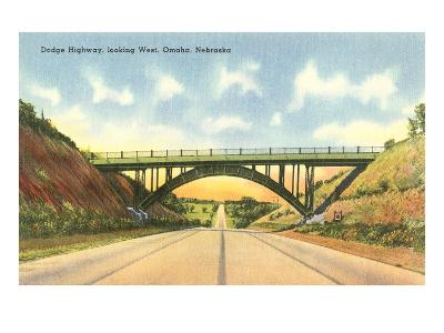 Dodge Highway, Omaha, Nebraska