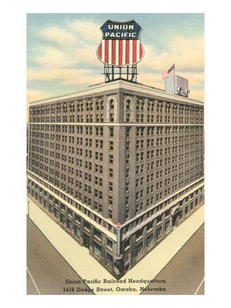 Union Pacific Headquarters, Omaha, Nebraska