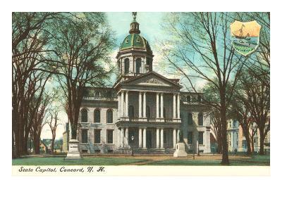 State Capitol, Concord, New Hampshire