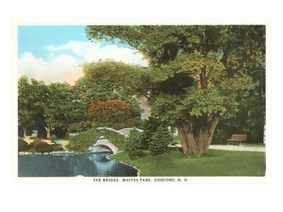 Whites Park, Concord, New Hampshire