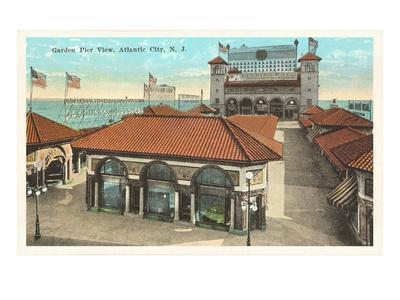 Garden Pier, Atlantic City, New Jersey