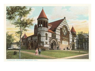 Alexander Hall, Princeton, New Jersey