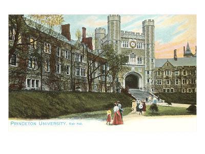 Blair Hall, Princeton University, New Jersey