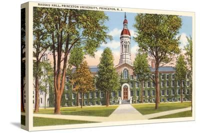 Nassau Hall, Princeton University, New Jersey