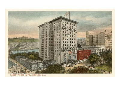 Robert Treat Hotel, Newark, New Jersey