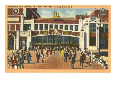 Convention Hall, Asbury Park, New Jersey