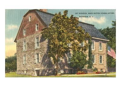 Dey Mansion, Paterson, New Jersey