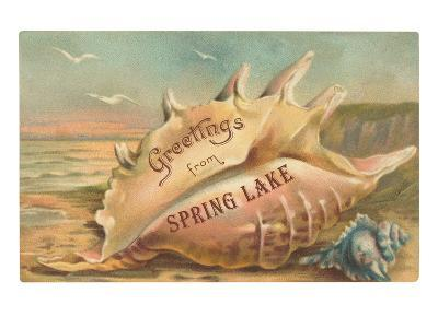 Greetings from Spring Lake, New Jersey
