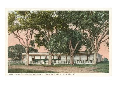 Armijo Hacienda, Albuquerque, New Mexico