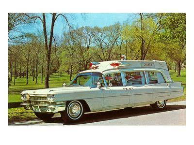 Cadillac Ambulance, Retro