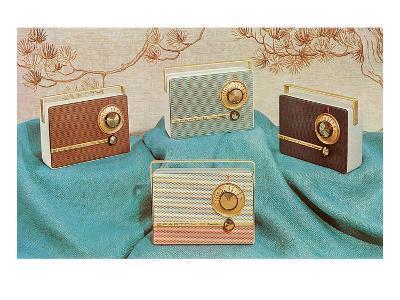 Transistor Radios, Retro