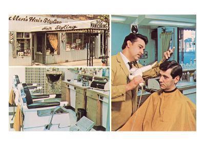 Men's Hair Styling Salon