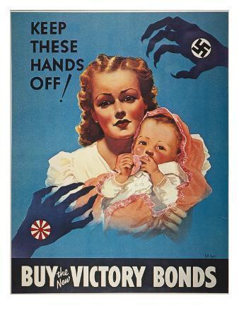 World War Ii: Bond Poster