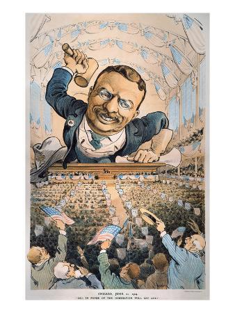 Presidential Campaign, 1904