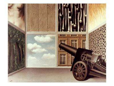 Magritte: Freedom