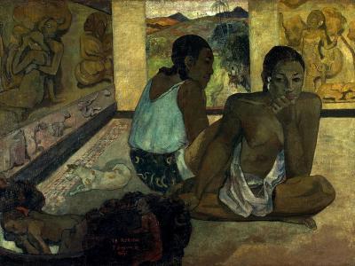 Gauguin: Te Rerioa, 1897