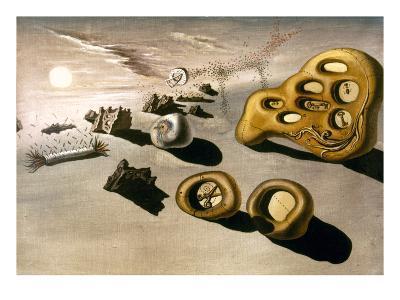 Dali: Spectre/Soir, 1930
