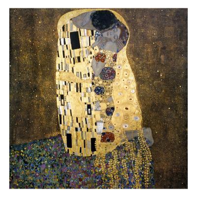 Klimt: The Kiss, 1907-08