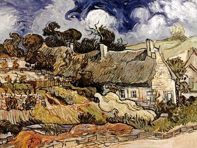 Van Gogh: Cordeville, 1890