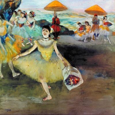 Degas: Dancer, 1878