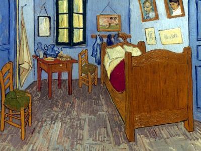 Van Gogh: Bedroom, 1889