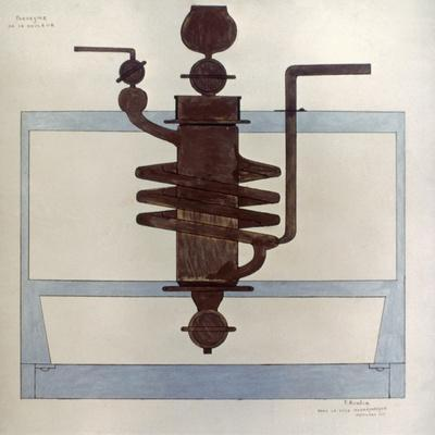 Picabia: Paroxyme, 1915