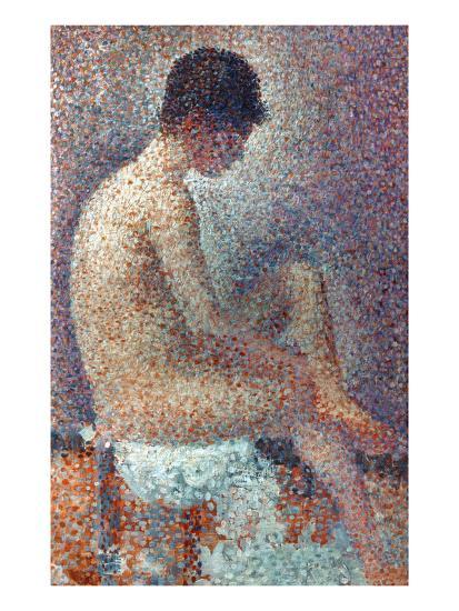 Art 753 - Georges Seurat Wallpaper Image