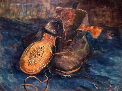 Van Gogh: The Shoes, 1887
