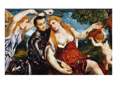 Venus, Mars & Cupid