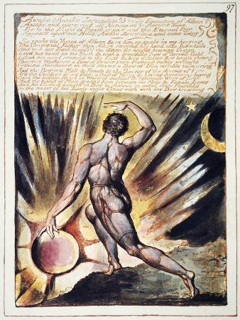 Blake: Jerusalem, 1804