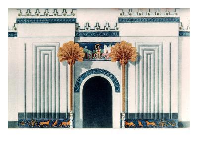 Assyrian Temple