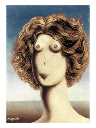 Magritte: Rape