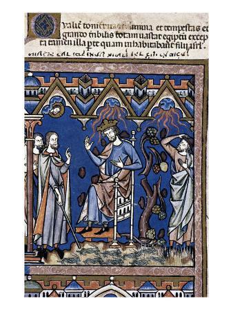 Exodus: Plague Of Hail