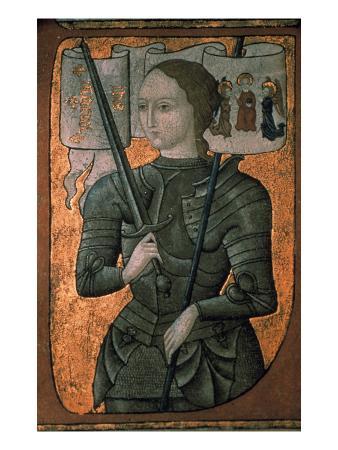 Joan Of Arc (C1412-1431)