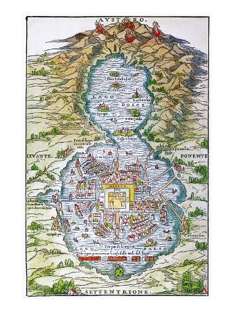 Tenochtitlan (Mexico City