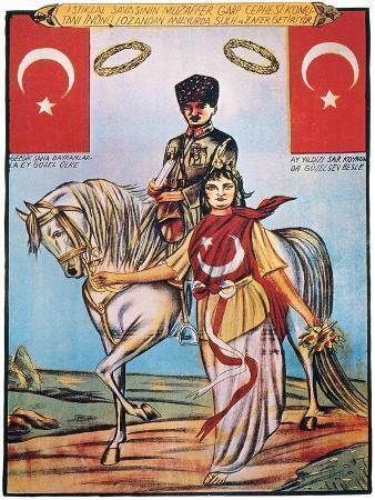 Republic Of Turkey: Poster