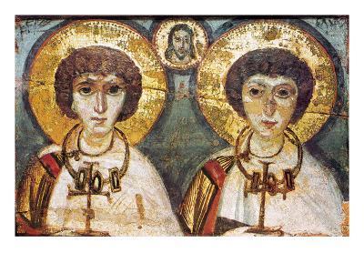 Saints Sergius And Bacchus