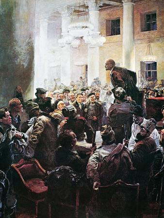 Russian Revolution, 1917